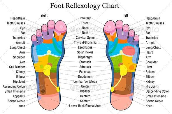 Foot reflexology scheveningen